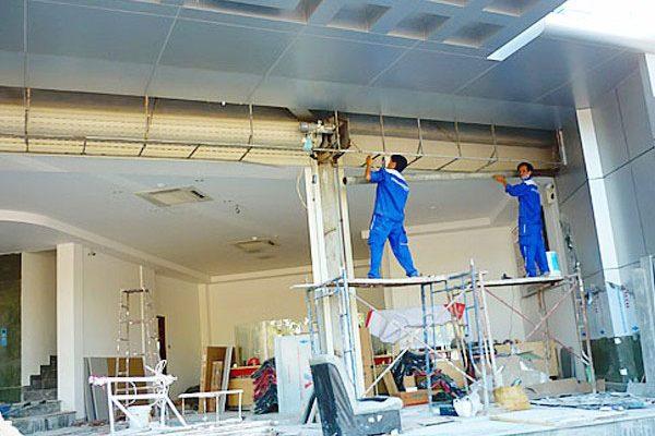 Sửa chữa công trình chống thấm